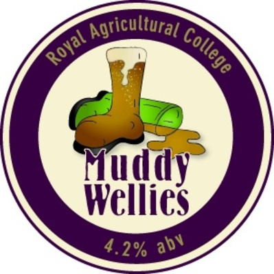 Muddy Wellies Ale at the RAC