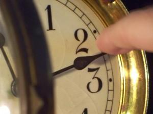 Clock Change Challenge