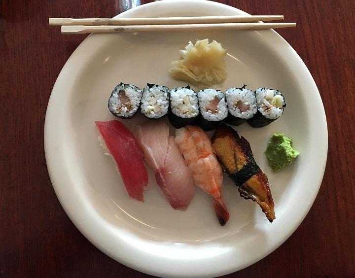 sushi skien date tips
