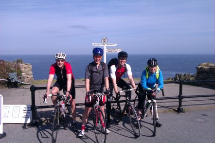 Lucy's Cycle Challenge – She Did It!