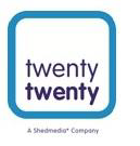 Twenty twenty productions logo.