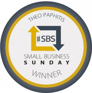 Small Business Sunday Logo