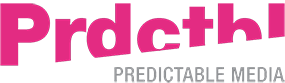 predicatble media logo