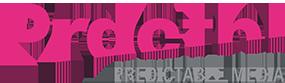 predicatble media logo