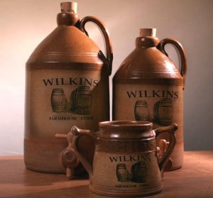 Cider making in Somerset