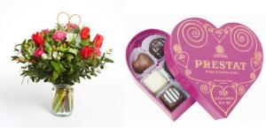 Win Great British Flowers & Chocolates